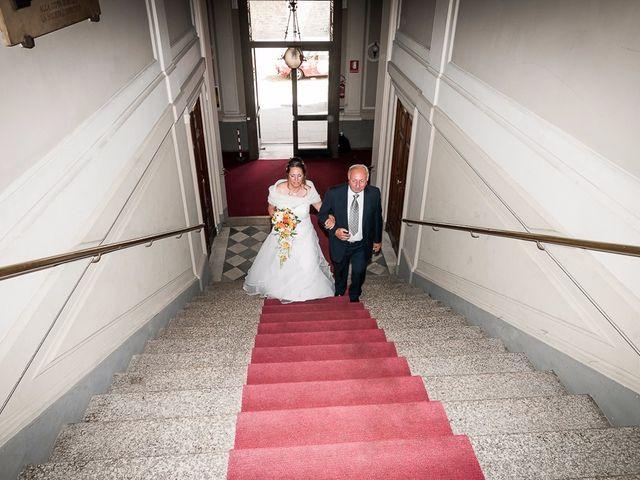 Il matrimonio di Stefano e Sara a Biella, Biella 33