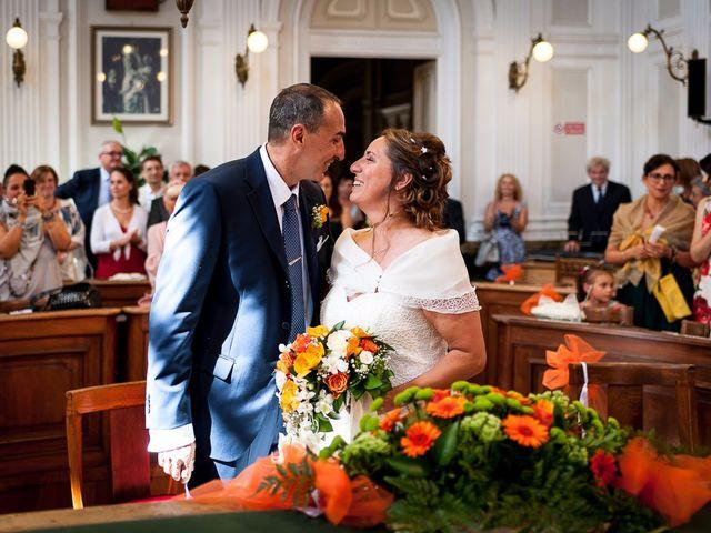 Il matrimonio di Stefano e Sara a Biella, Biella 34