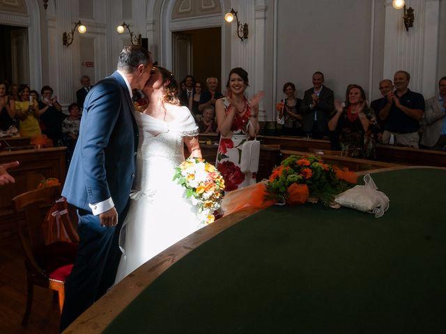 Il matrimonio di Stefano e Sara a Biella, Biella 35