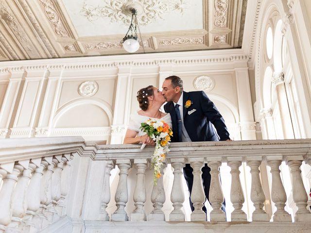 Il matrimonio di Stefano e Sara a Biella, Biella 42