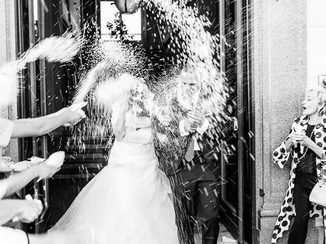 Il matrimonio di Stefano e Sara a Biella, Biella 43