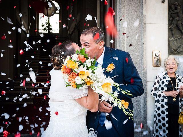 Il matrimonio di Stefano e Sara a Biella, Biella 44