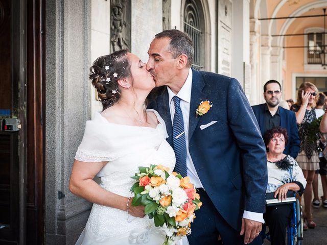 Il matrimonio di Stefano e Sara a Biella, Biella 45
