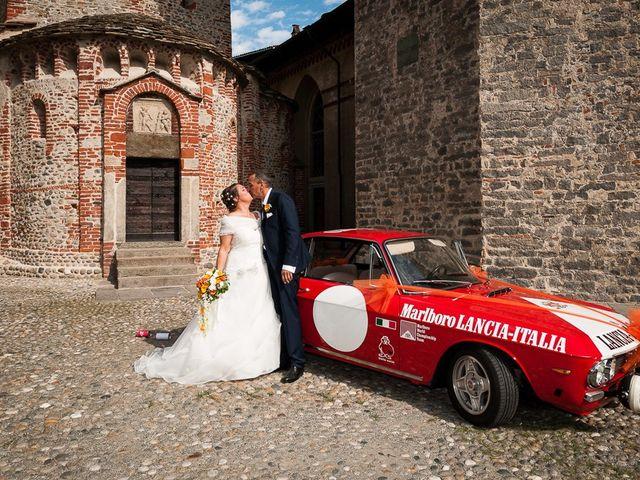 Il matrimonio di Stefano e Sara a Biella, Biella 47