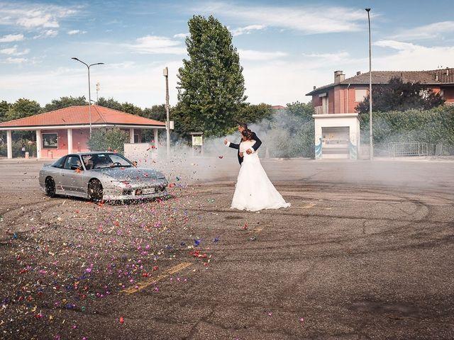Il matrimonio di Stefano e Sara a Biella, Biella 48