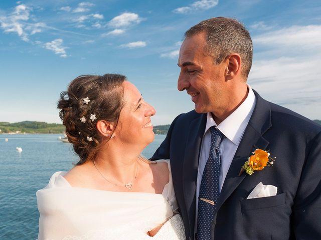Il matrimonio di Stefano e Sara a Biella, Biella 69