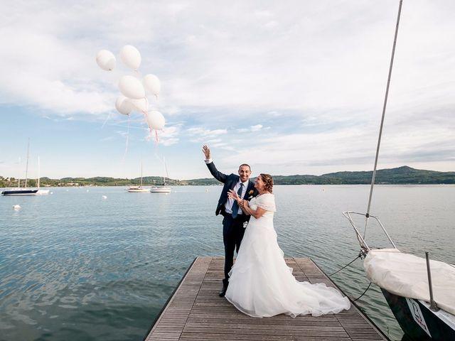 Il matrimonio di Stefano e Sara a Biella, Biella 72