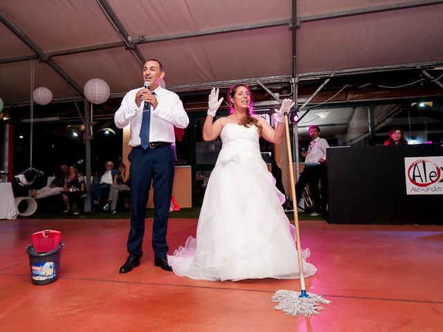 Il matrimonio di Stefano e Sara a Biella, Biella 87