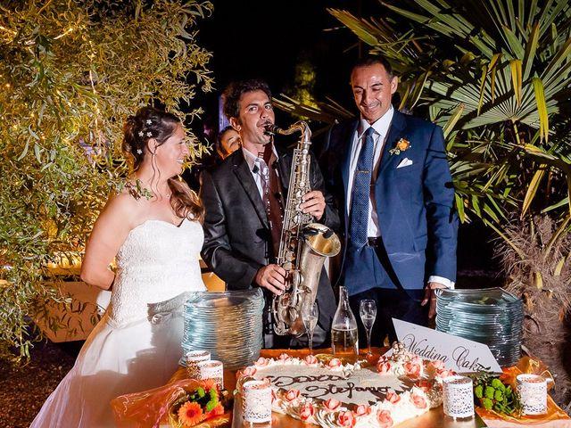Il matrimonio di Stefano e Sara a Biella, Biella 91