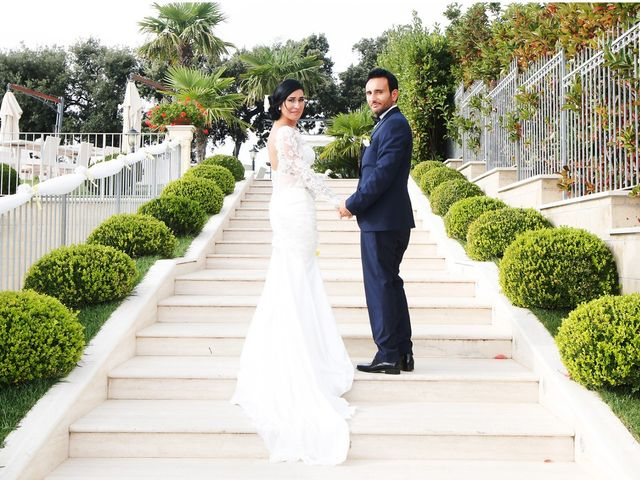 Le nozze di Teresa e Pasquale