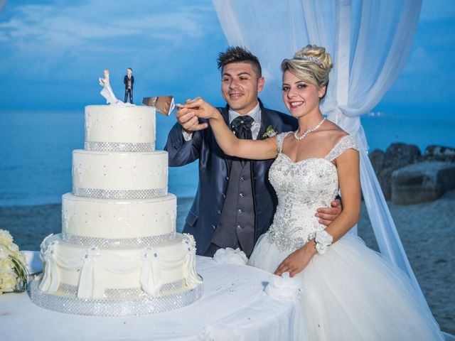 Il matrimonio di Giuseppe e Francesca a Vibo Valentia, Vibo Valentia 23