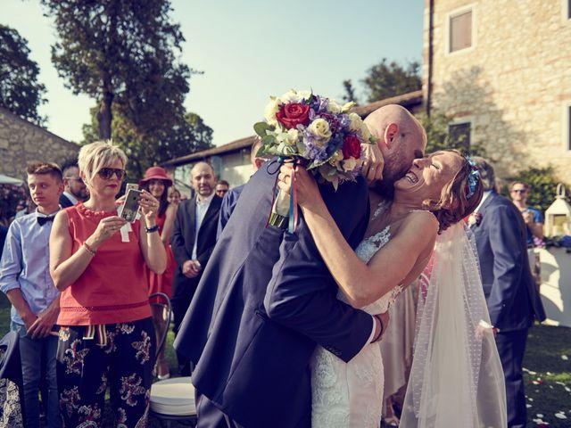 Il matrimonio di Renato e Silvia a Longare, Vicenza 12