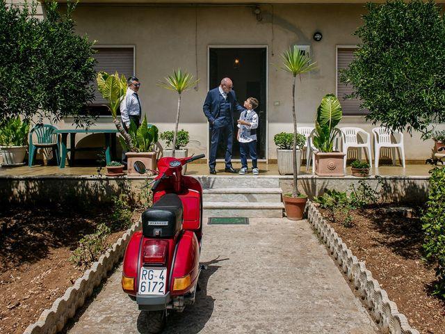 Il matrimonio di Salvo e Valentina a Modica, Ragusa 7