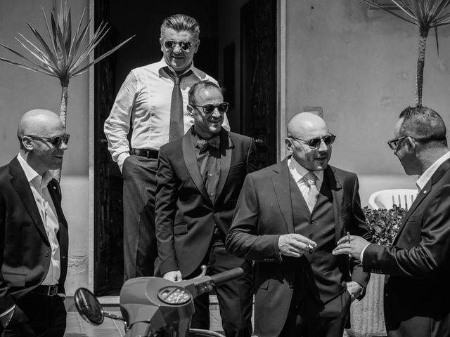 Il matrimonio di Salvo e Valentina a Modica, Ragusa 9