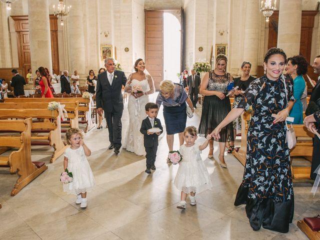 Il matrimonio di Salvo e Valentina a Modica, Ragusa 23
