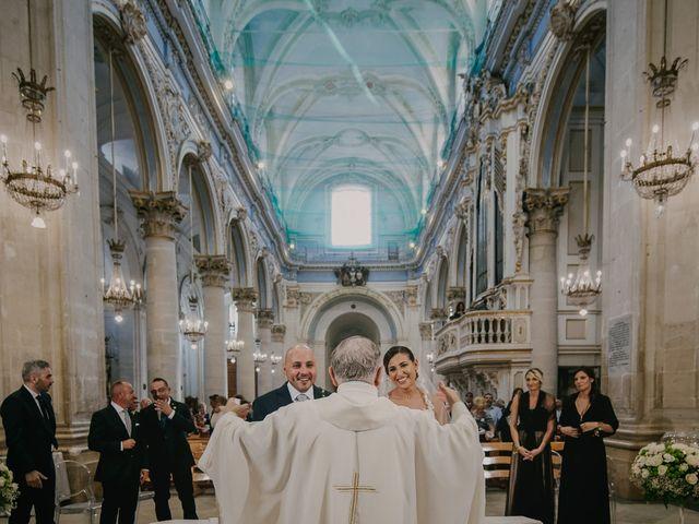 Il matrimonio di Salvo e Valentina a Modica, Ragusa 29