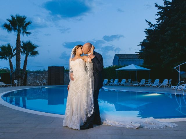 Il matrimonio di Salvo e Valentina a Modica, Ragusa 37