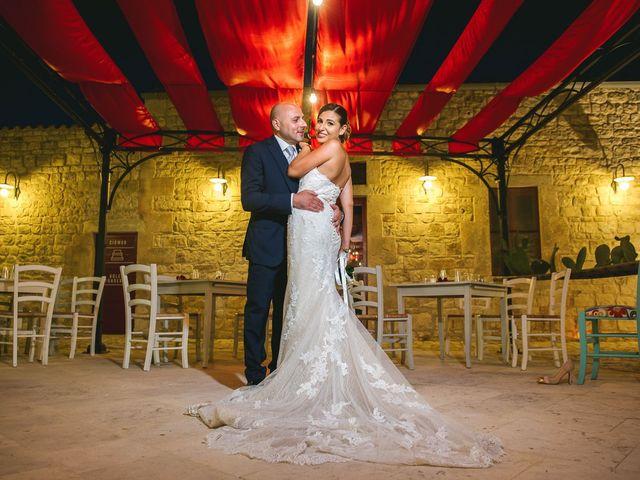 Il matrimonio di Salvo e Valentina a Modica, Ragusa 41