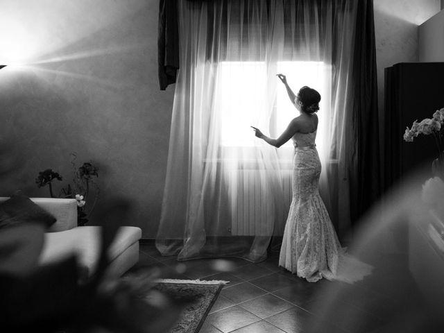 Il matrimonio di Antonio e Elisabetta a Castiglione delle Stiviere, Mantova 18