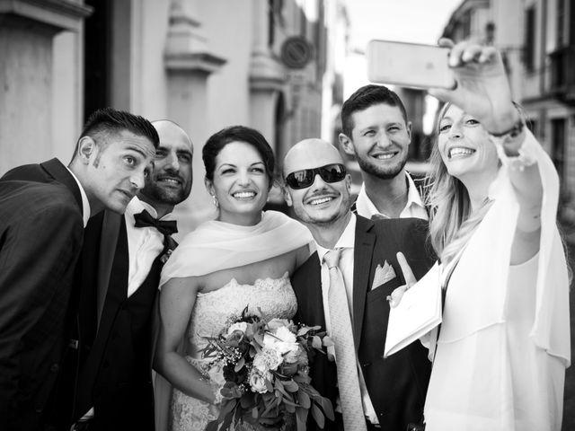 Il matrimonio di Antonio e Elisabetta a Castiglione delle Stiviere, Mantova 31