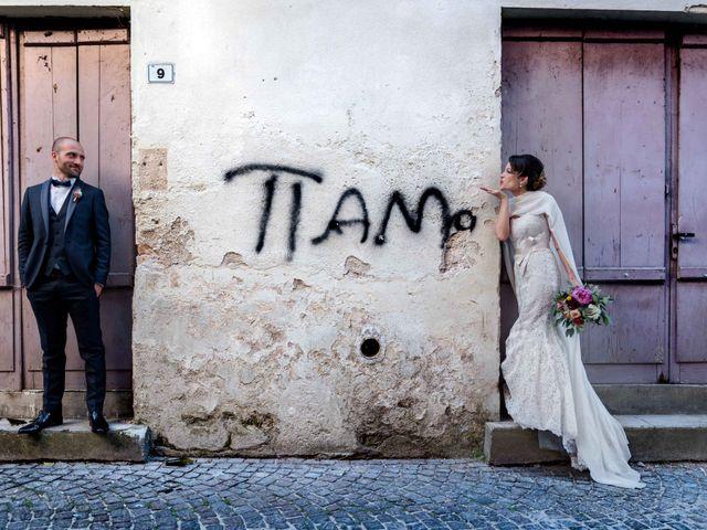 Il matrimonio di Antonio e Elisabetta a Castiglione delle Stiviere, Mantova 33