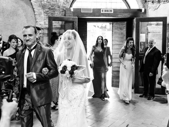 Il matrimonio di Luca e Dalila a Roma, Roma 11