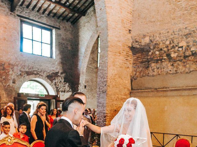 Il matrimonio di Luca e Dalila a Roma, Roma 12