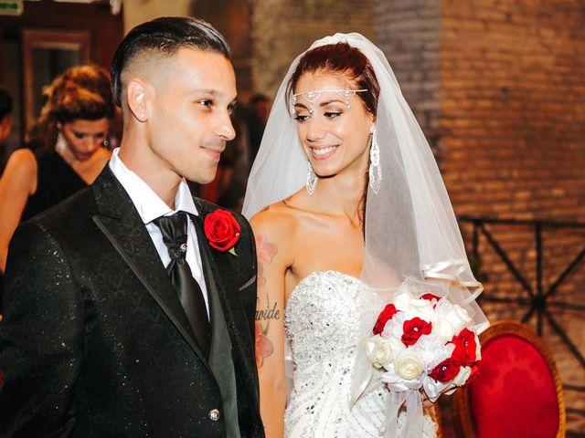 Il matrimonio di Luca e Dalila a Roma, Roma 14