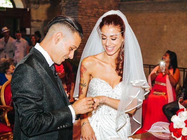 Il matrimonio di Luca e Dalila a Roma, Roma 15