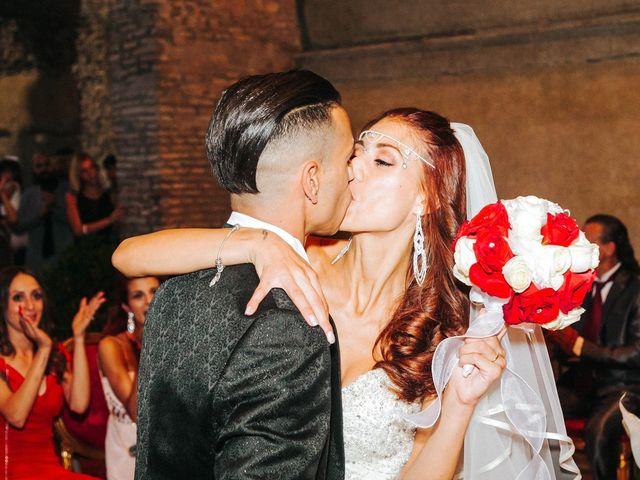 Il matrimonio di Luca e Dalila a Roma, Roma 16