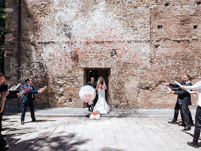 Il matrimonio di Luca e Dalila a Roma, Roma 17