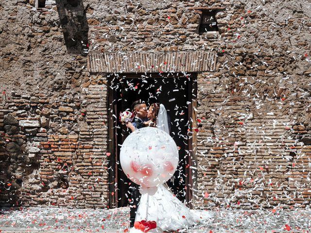 Il matrimonio di Luca e Dalila a Roma, Roma 18