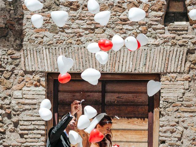 Il matrimonio di Luca e Dalila a Roma, Roma 19