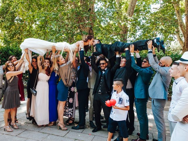 Il matrimonio di Luca e Dalila a Roma, Roma 20