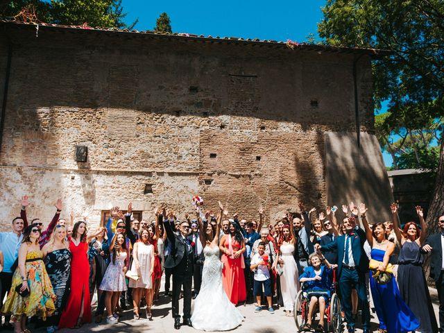 Il matrimonio di Luca e Dalila a Roma, Roma 21