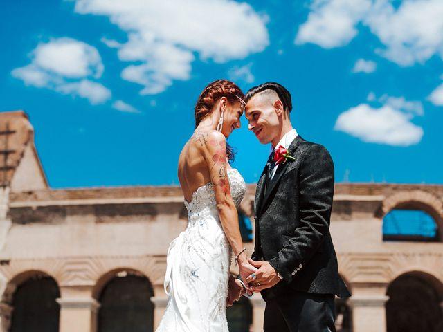 Le nozze di Dalila e Luca