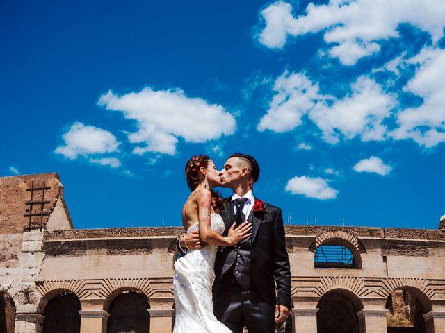 Il matrimonio di Luca e Dalila a Roma, Roma 22