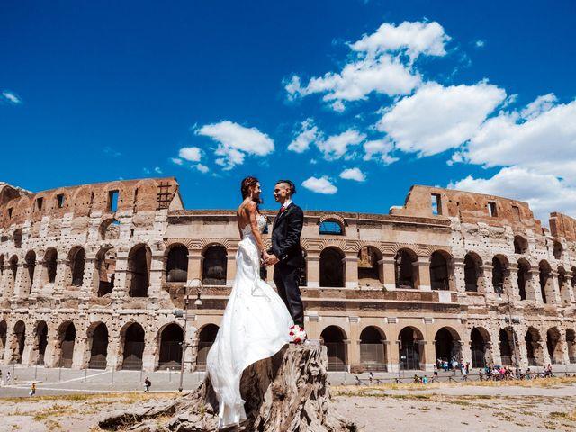 Il matrimonio di Luca e Dalila a Roma, Roma 23