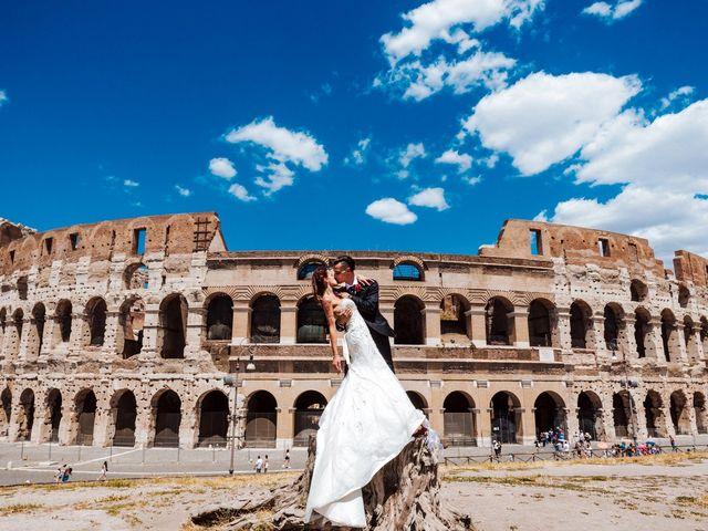 Il matrimonio di Luca e Dalila a Roma, Roma 25