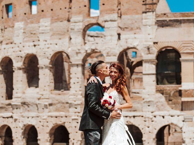 Il matrimonio di Luca e Dalila a Roma, Roma 26
