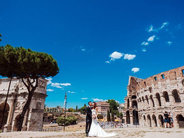 Il matrimonio di Luca e Dalila a Roma, Roma 27