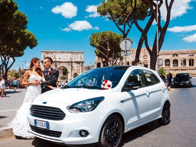 Il matrimonio di Luca e Dalila a Roma, Roma 28