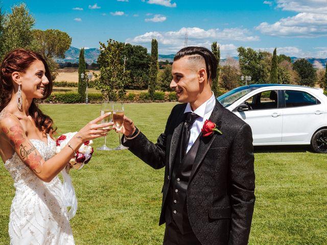Il matrimonio di Luca e Dalila a Roma, Roma 29