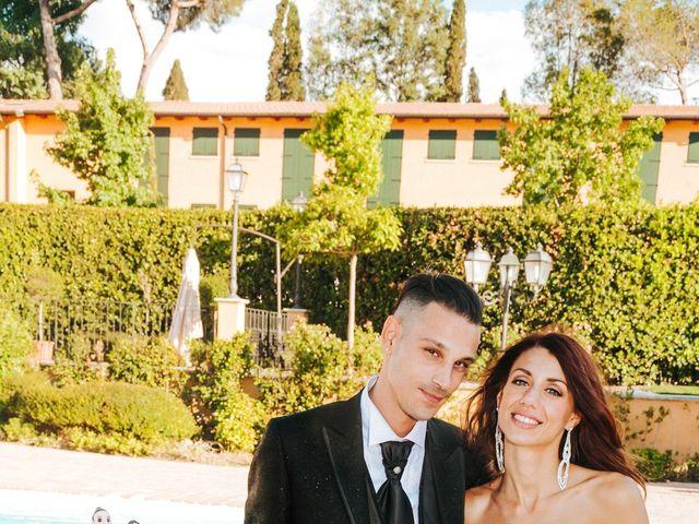Il matrimonio di Luca e Dalila a Roma, Roma 44