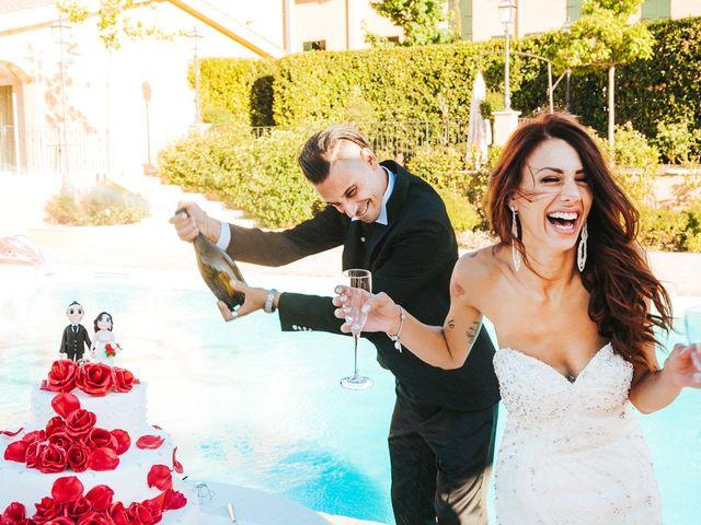 Il matrimonio di Luca e Dalila a Roma, Roma 45