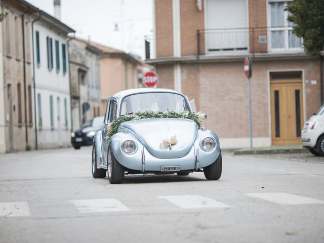 Il matrimonio di Gabriele e Valentina a Argenta, Ferrara 16