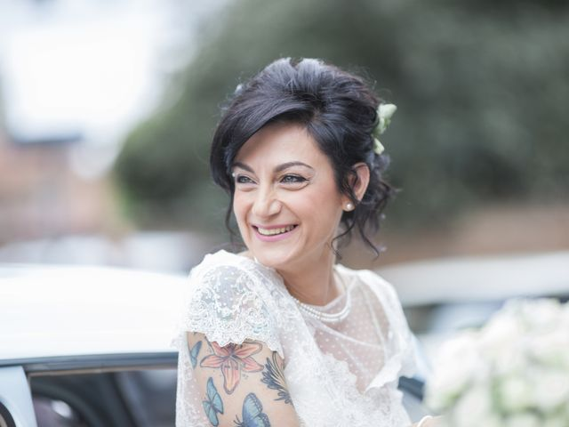 Il matrimonio di Gabriele e Valentina a Argenta, Ferrara 17