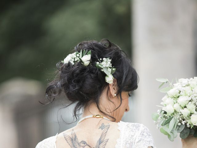Il matrimonio di Gabriele e Valentina a Argenta, Ferrara 19