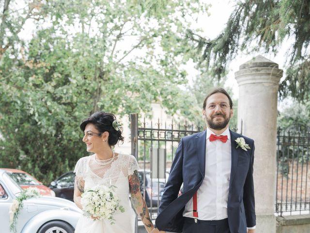 Il matrimonio di Gabriele e Valentina a Argenta, Ferrara 20