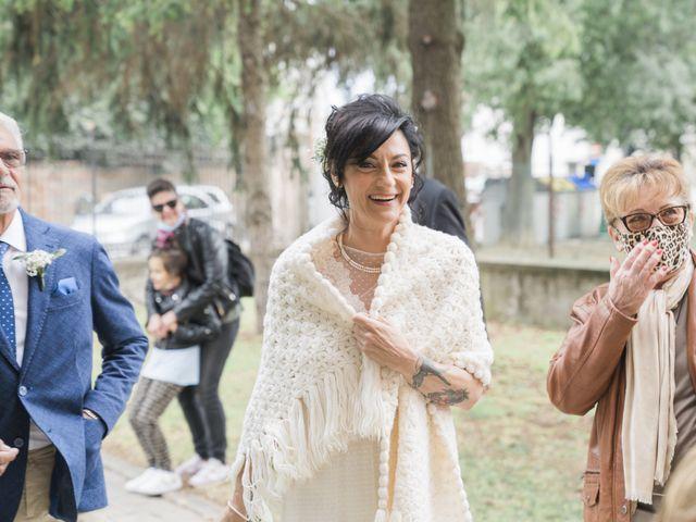 Il matrimonio di Gabriele e Valentina a Argenta, Ferrara 22